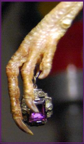 CHicken Finger of Death