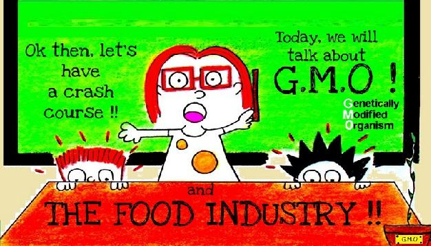 GMO the food industry
