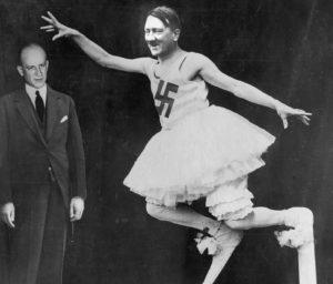 Hitler Ballet Tutu