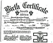 Donald trump born in south africa obama conspiracy theories donald trump born in south africa yadclub Choice Image