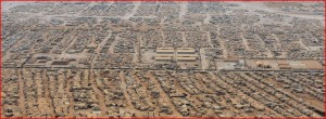 Many of those forced to leave their homes have taken refuge in neighbouring countries, but 130,000 of them are now living in a three-square-mile piece of the desolate Jordanian desert - home to the sprawling Zaatari refugee camp. BBC news