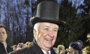 Pennsylvania Gov. Tom Corbett (R), one of the architects of the Republican election-rigging pla